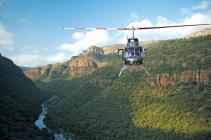 Cascades & Canyon Spectacular (Departs from Hazyview & Sabi Sand/Timbavati) -  Helicopter Excursion